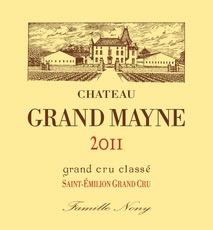 Wine Grand Mayne 20012