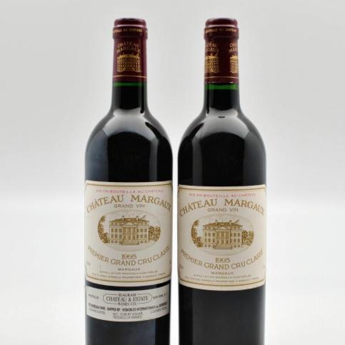 Wine Chateau Margaux 1995