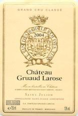 Wine Ch. Gruaud Larose 2004