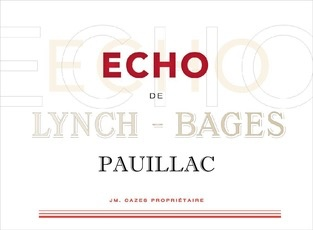 Wine Echo de Lynch Bages 2012