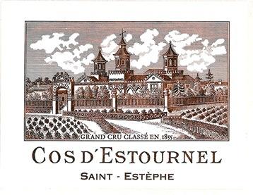 Wine Ch Cos d'Estournel 2008 1.5L