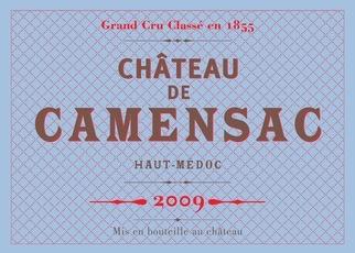Wine Ch. Camensac 2009