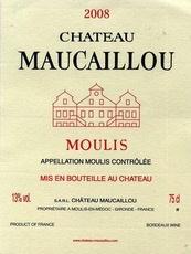Wine Chateau Maucaillou 2009 6L