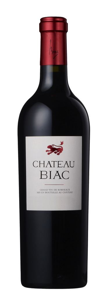 Wine Ch. Biac (Cadillac Cotes De Bordeaux) 2012