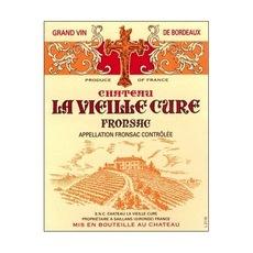 Wine Chateau La Vieille Cure 2004