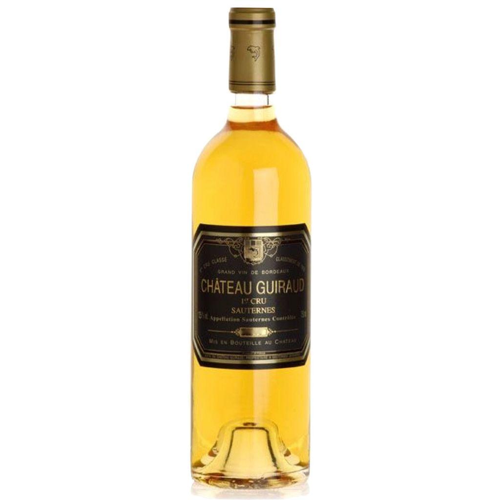 Wine Ch. Guiraud 2002