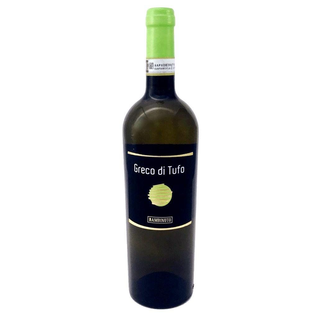 Wine Bambinuto Greco di Tufo 2016