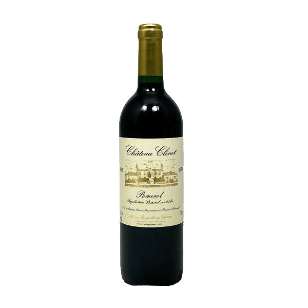Wine Chateau Clinet 1997 1.5L