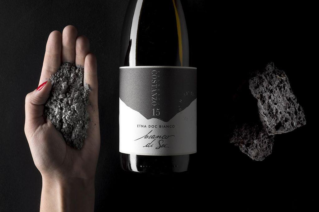 Wine Palmento Costanzo Etna Bianco di Sei 2017