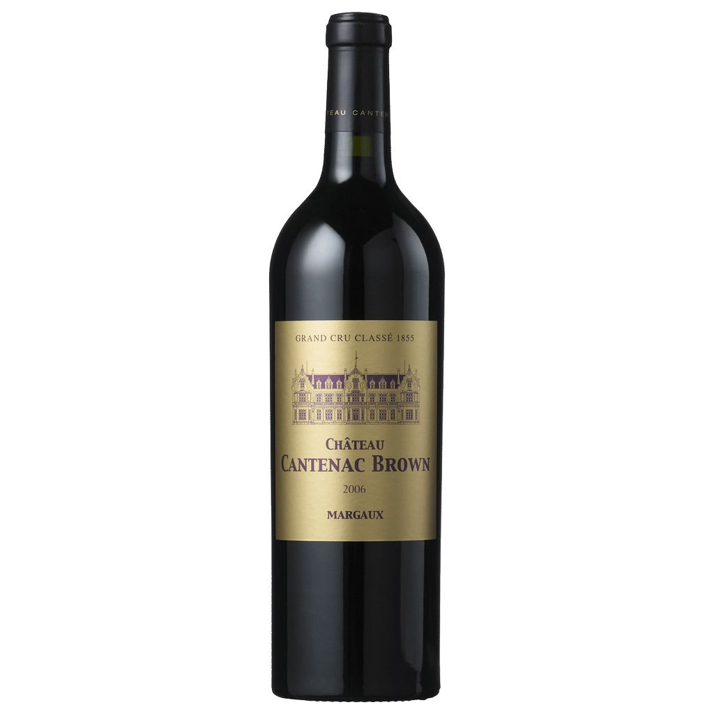 Wine Chateau Cantenac Brown 2006