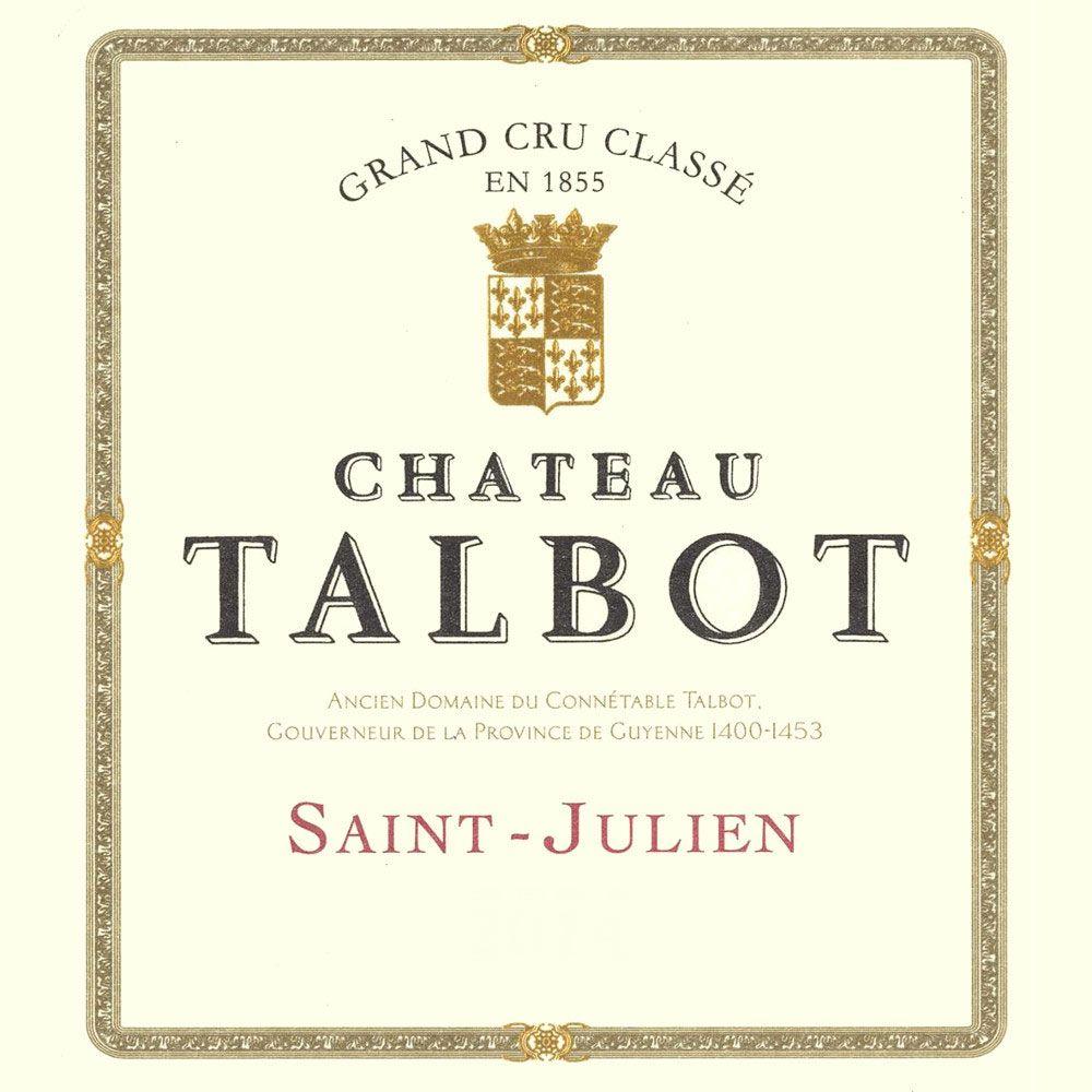 Wine Chateau Talbot 1999