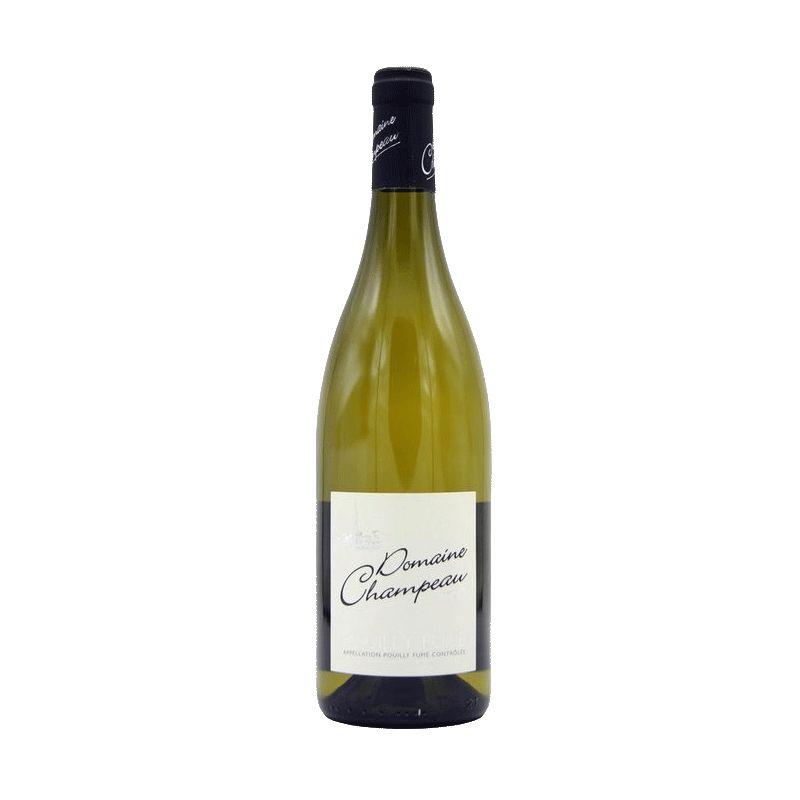 Wine Domaine Champeau Pouilly-Fume 2017