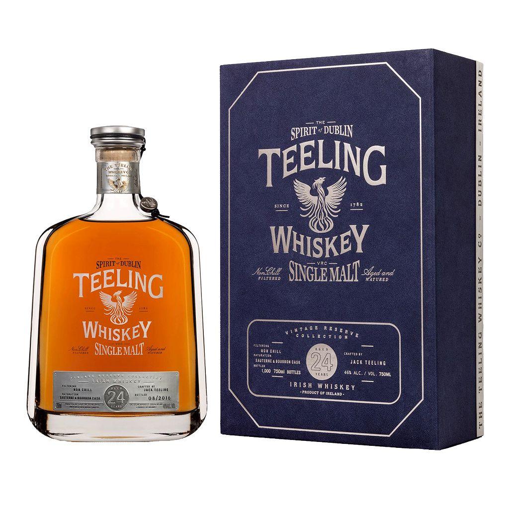 Spirits Teeling 24 Year Irish Single Malt
