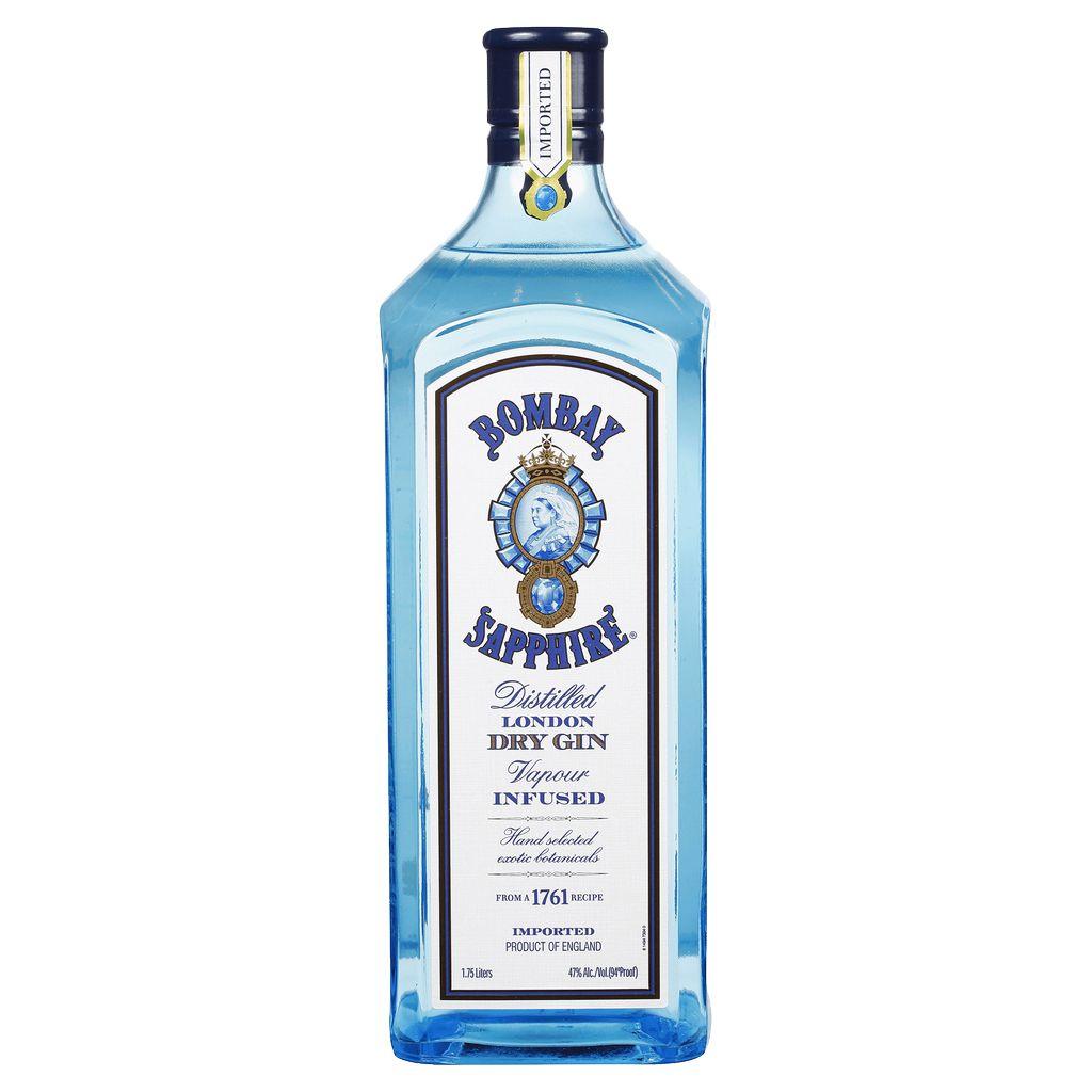 Spirits Bombay Gin Sapphire 1.75L