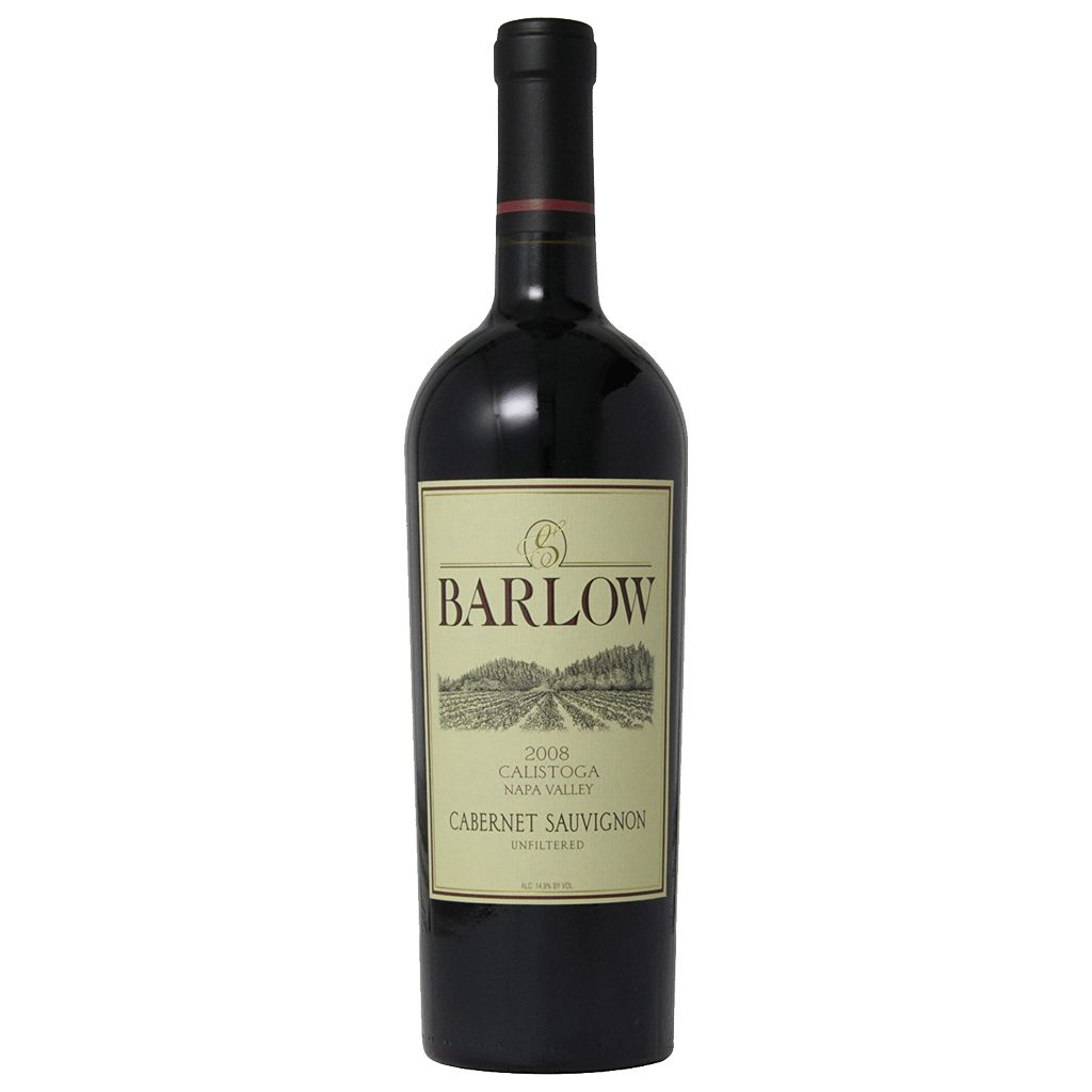 Wine Barlow Vineyards Calistoga Cabernet Sauvignon Napa Valley 2012