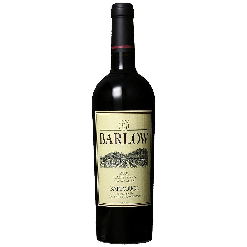 Wine Barlow Vineyards Napa Valley Barrouge 2010
