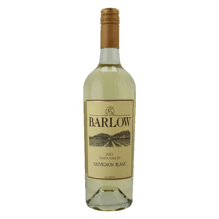 Wine Barlow Vineyards Sauvignon Blanc Napa Valley 2015