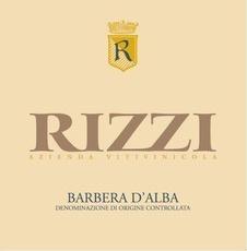 Wine Rizzi Barbera d'Alba 2015