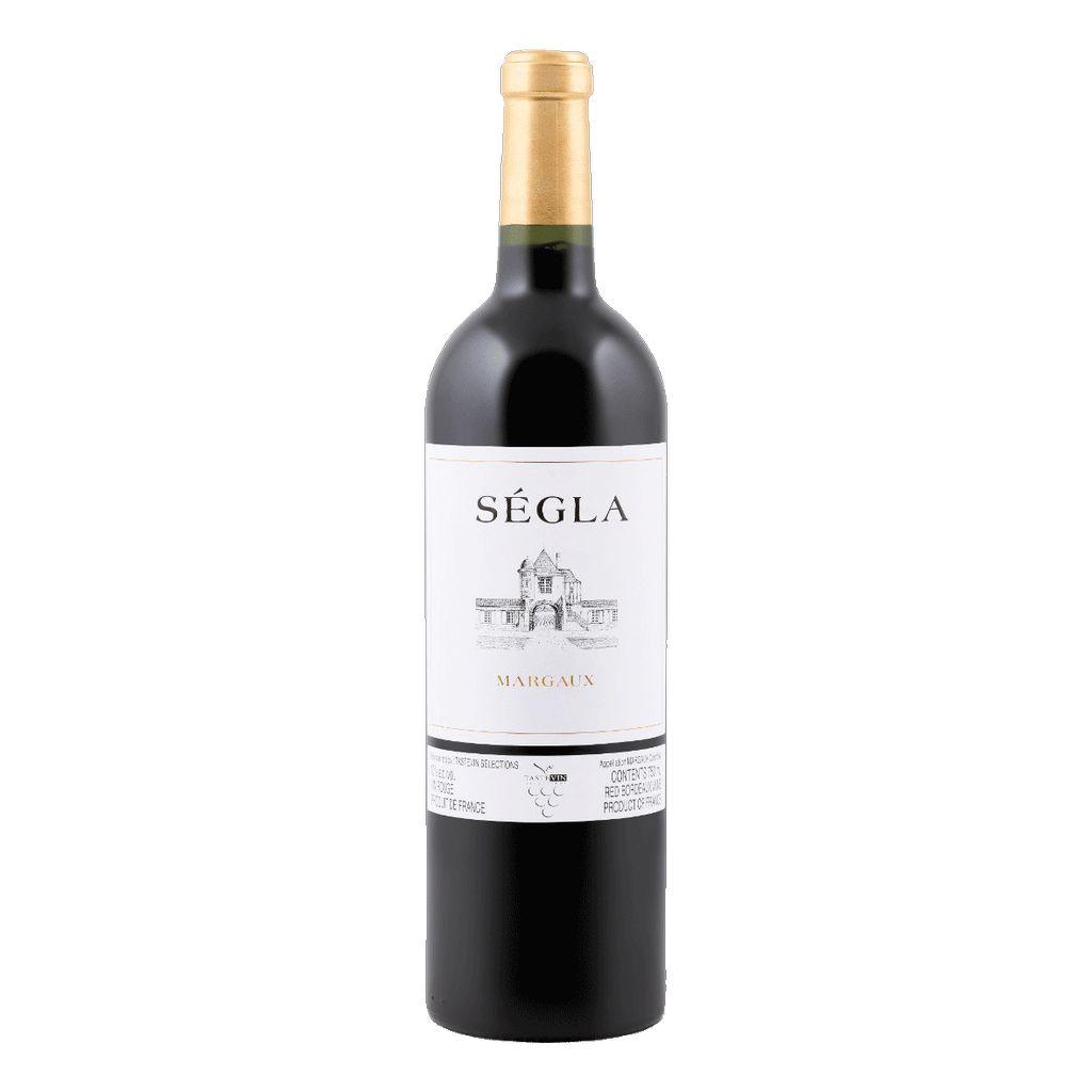 Wine Chateau Rauzan Segla Segla Margaux 2012