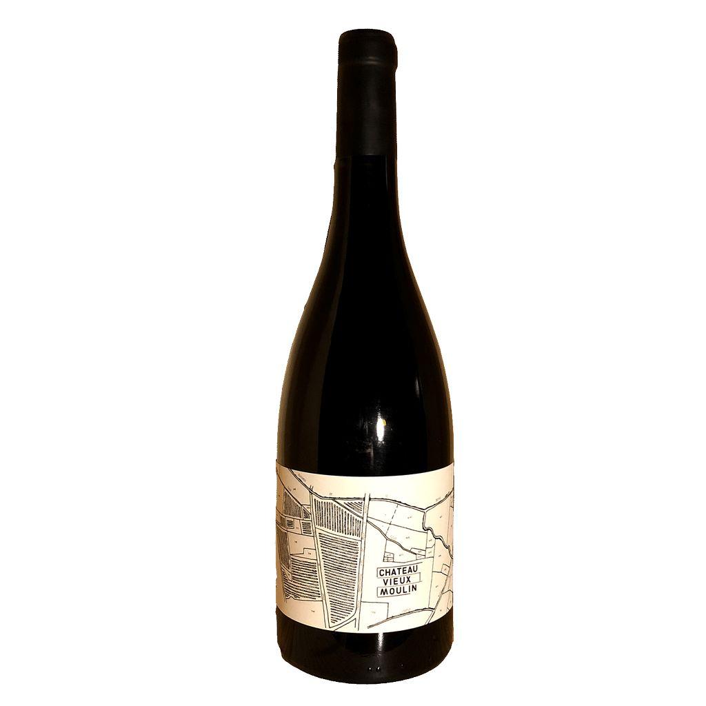 Wine Chateau Vieux Moulin Corbieres 2016