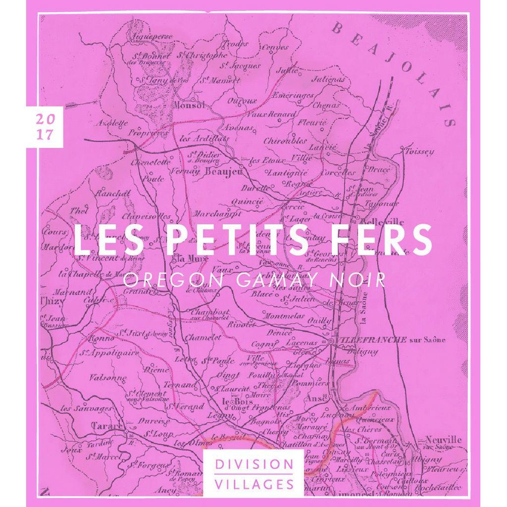 Wine Division Gamay 'Les Petits Fers' 2017