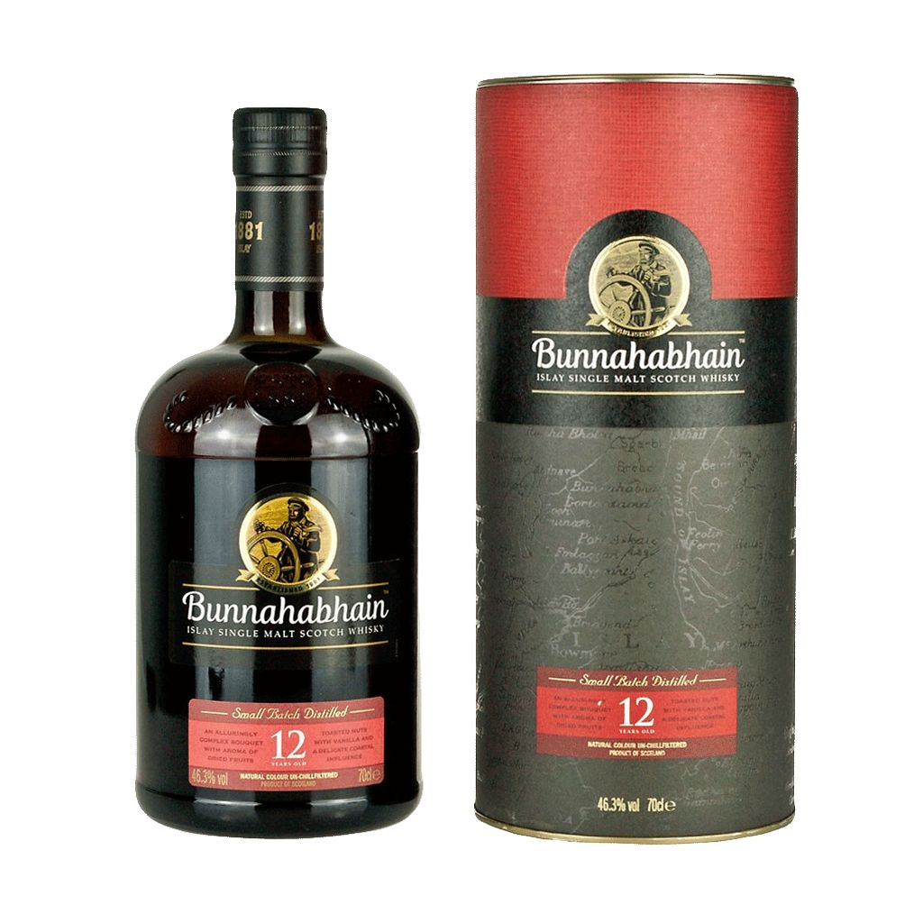 Spirits Bunnahabhain 12Yr Scotch