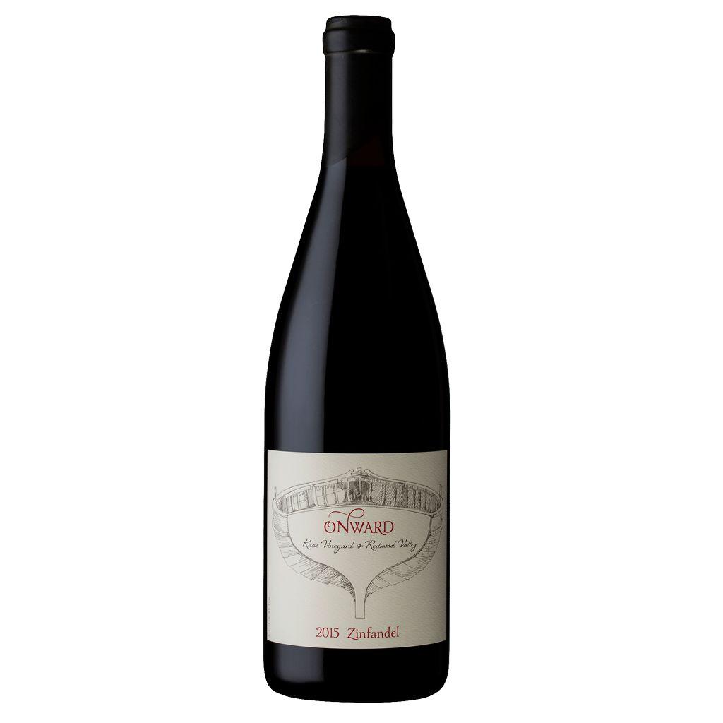 Wine Onward Zinfandel 'Knox Vineyard' 2015