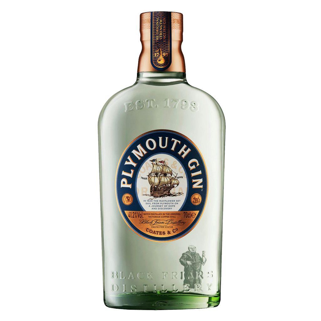 Spirits Plymouth Gin