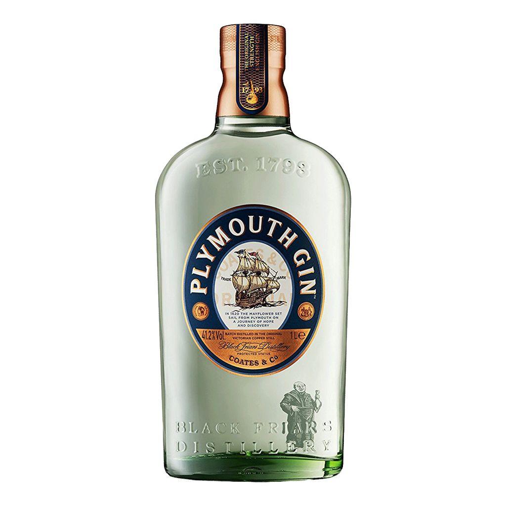 Spirits Plymouth Gin Liter