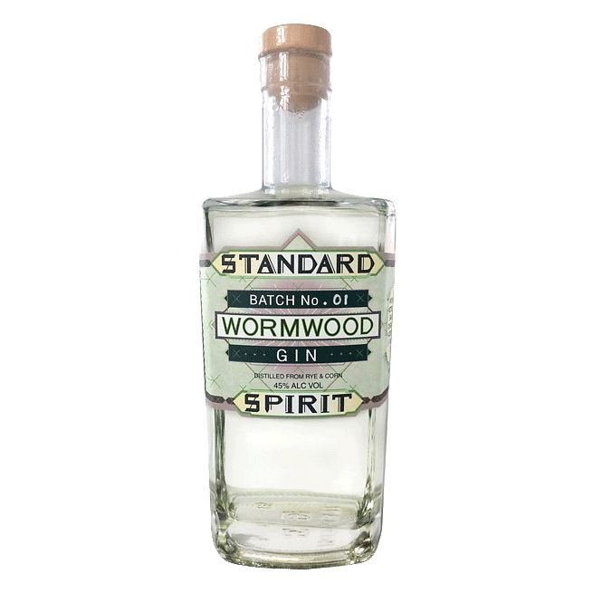 Spirits Standard Wormwood Gin 200ml