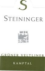 Wine Steininger Grüner Veltliner Kamptal 2017