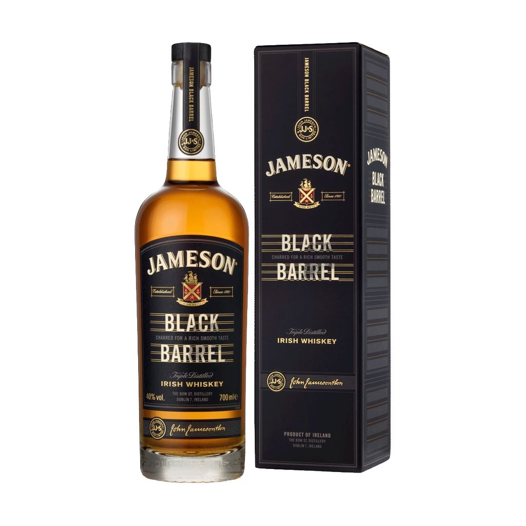 Spirits Jameson 'Black Barrel' Irish Whiskey