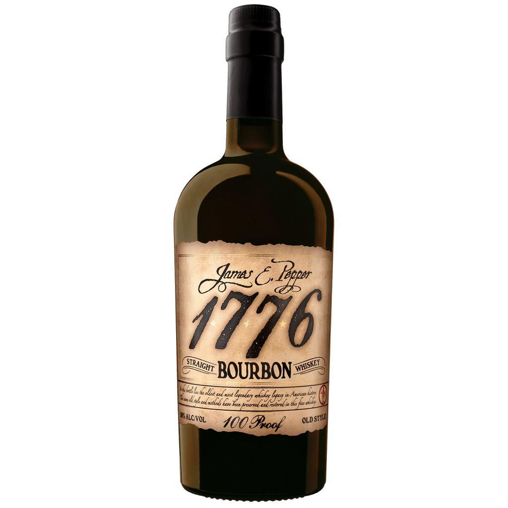 Spirits James E. Pepper Kentucky Straight Bourbon Whiskey