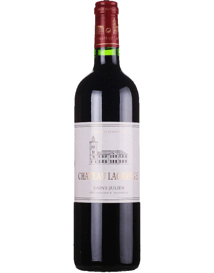 Wine Ch. Lagrange 2008
