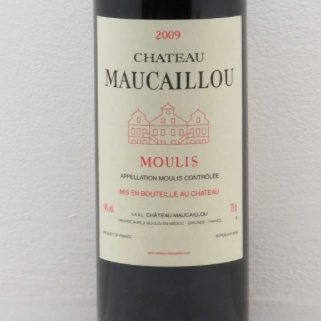 Wine Ch. Maucaillou 2010 3L