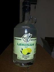 Spirits Lake George Distilling Corn Whiskey Lemonade 375ml