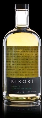 Spirits Kikori Japanese Whiskey