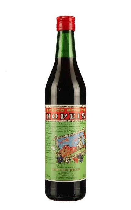 Wine Distillerie Francoli Antico Amaro Noveis
