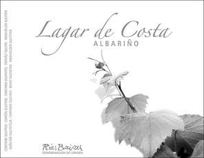 Wine Lagar de Costa Albarino 2016
