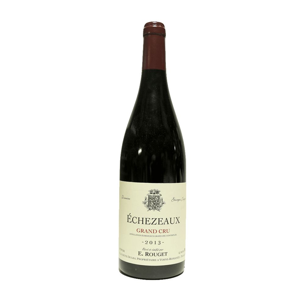 Wine E Rouget Georges Jayer Echezeaux Grand Cru 2013