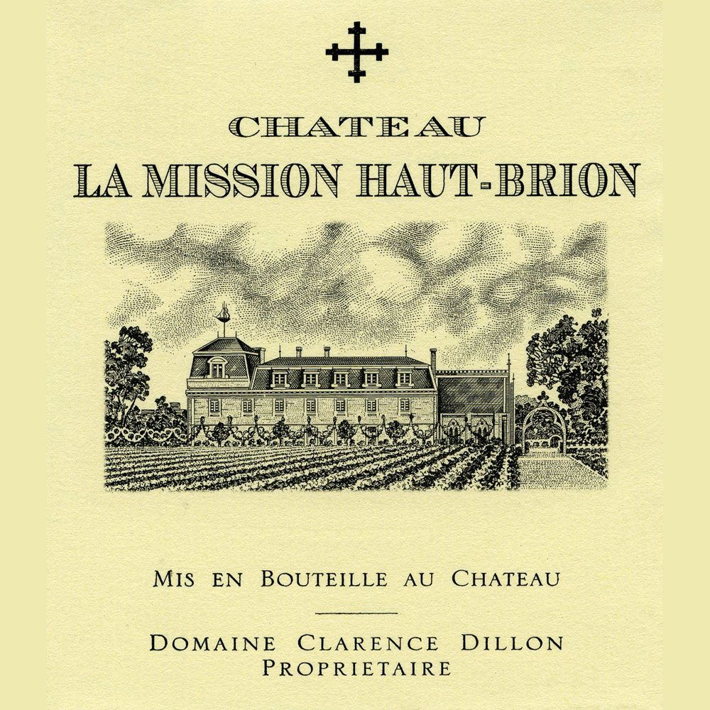 Wine Ch. La Mission Haut Brion Rouge 2001