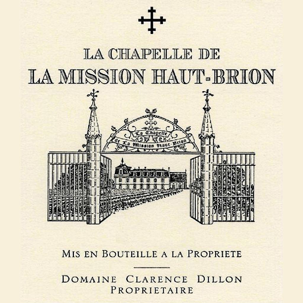Wine La Chapelle Mission Haut Brion 2009