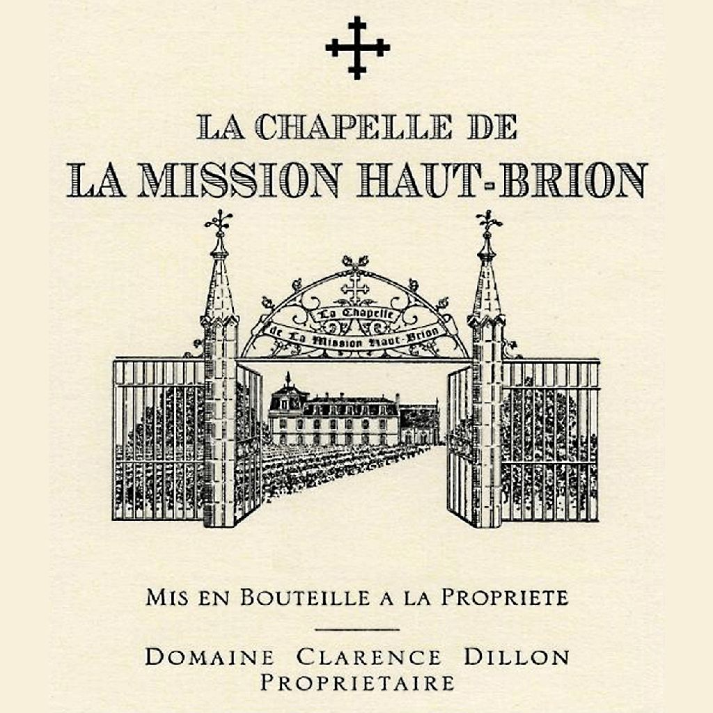 Wine La Chapelle Mission Haut Brion 2013