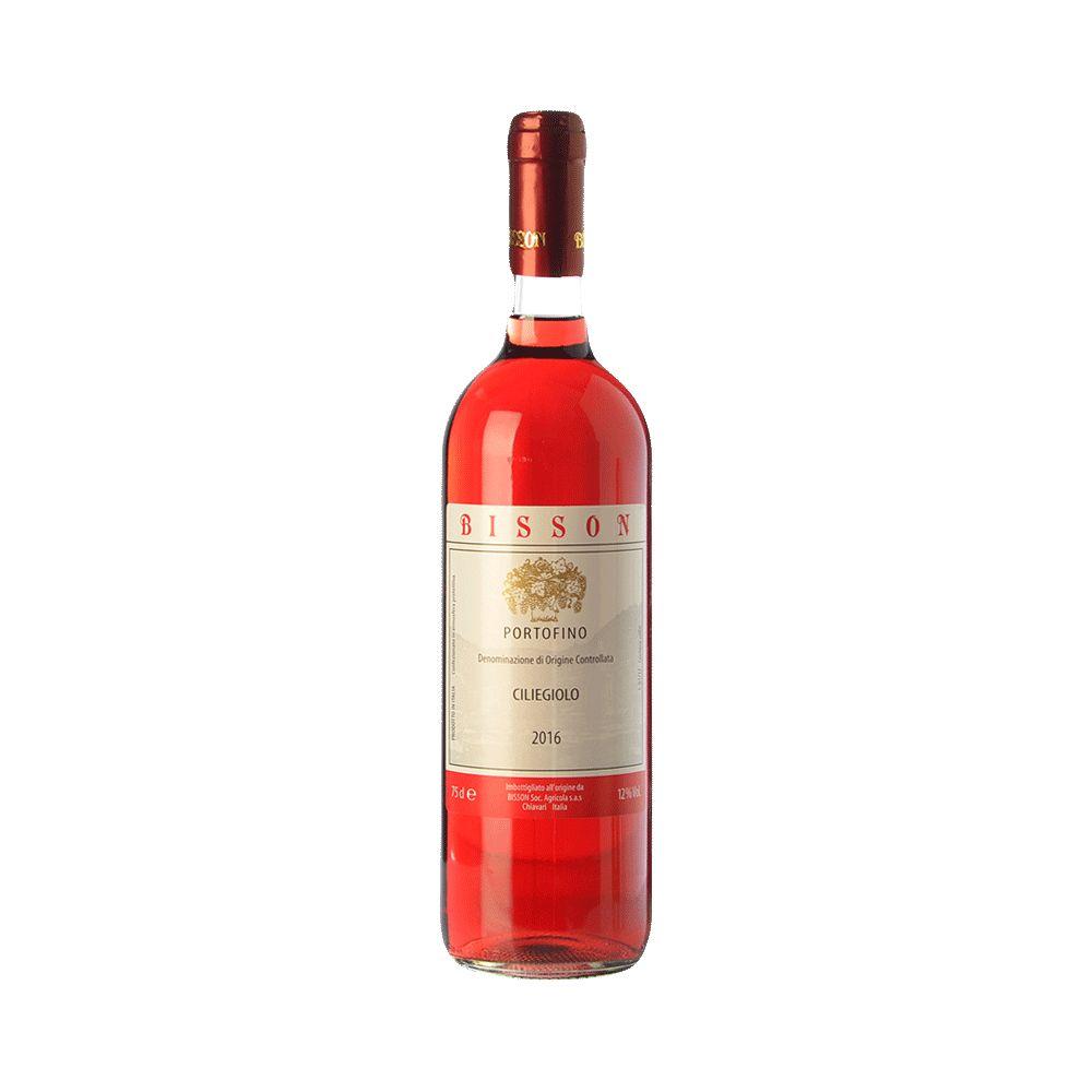 Wine Bisson Ciliegiolo Rosato 2017
