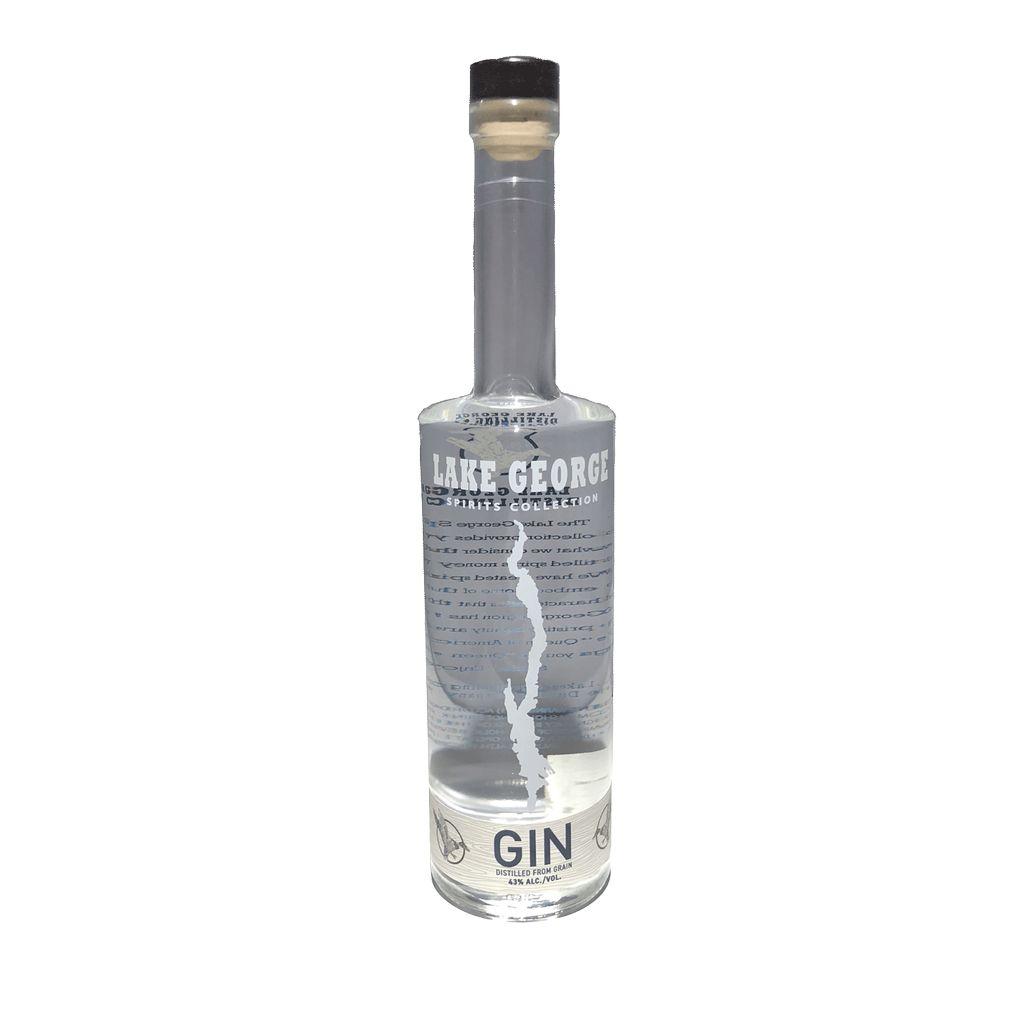 Spirits Lake George Distilling Gin 750ml