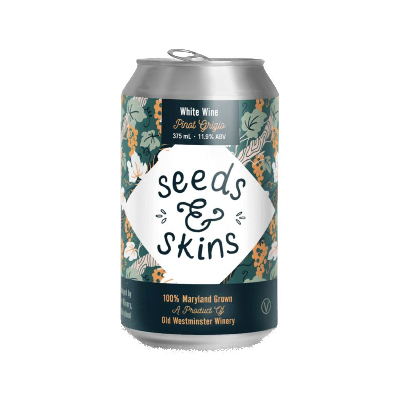 Wine Old Westminster 'Seeds & Skins' CANS 375ml