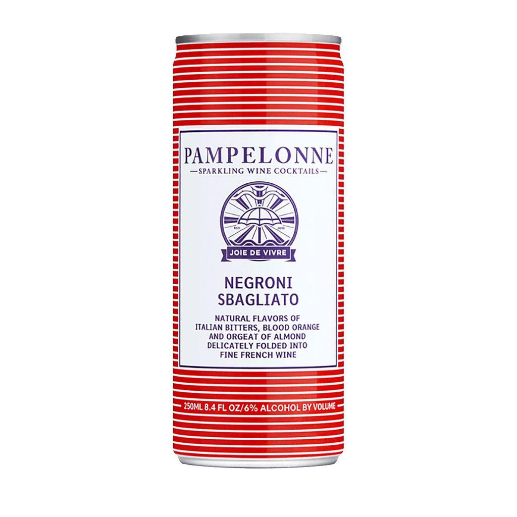 Wine Pampelonne Negroni Sbagliato CAN