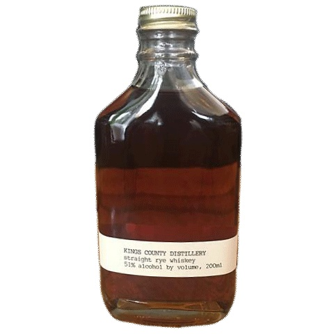 Spirits Kings County Straight Empire Rye 200ml