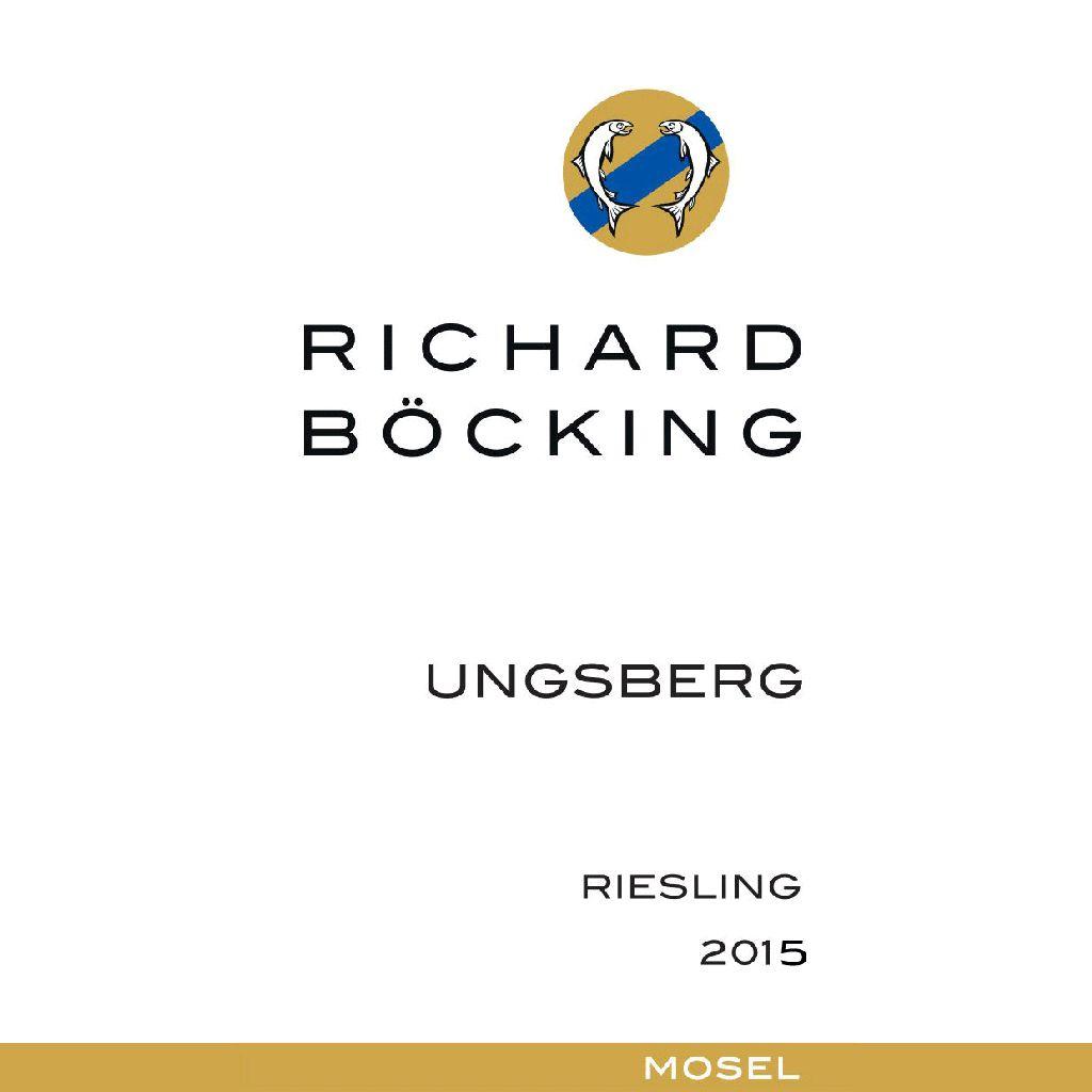 Wine Richard Bocking Riesling Ungsberg 2015