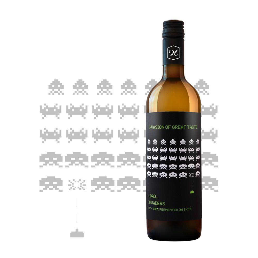 """Wine Eschenhof Holzer Muller Thurgau """"Invaders"""" 2017"""